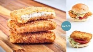 本地培植肉初創公司Avant Meat生產的純素魚柳
