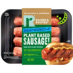 Tyson foods' new vegan product