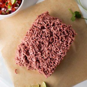 嘉吉公司的純素免治肉產品