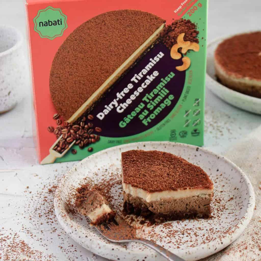 Nabati Foods Global加拿大公司,純素芝士蛋糕