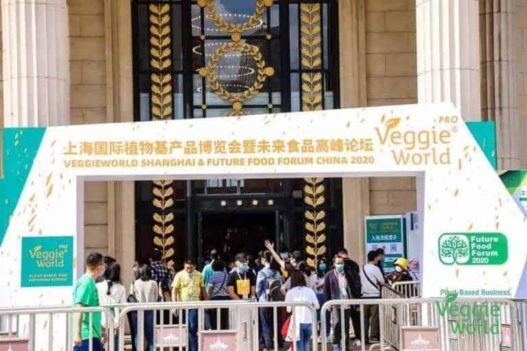 VeggieWorld Shanghai © Wellfairs GmbH Ken Zheng